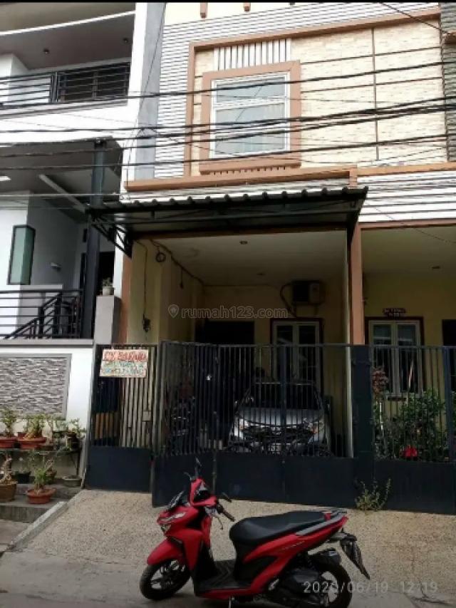 Rumah muara karang, Muara Karang, Jakarta Utara