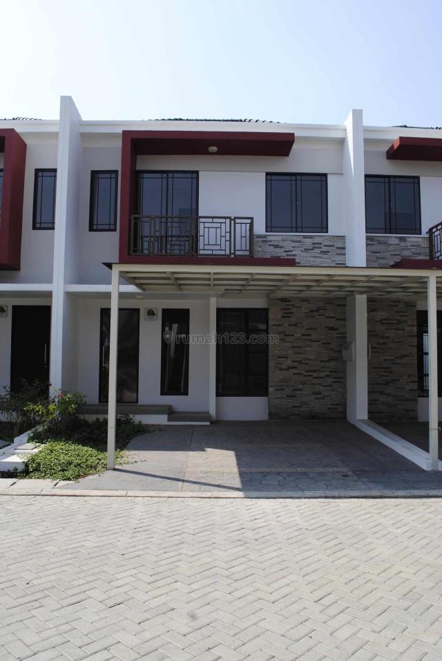 Rumah Asia 6x15 + 3AC Hrg: 50jt/thn, Green Lake City, Green Lake City, Jakarta Barat