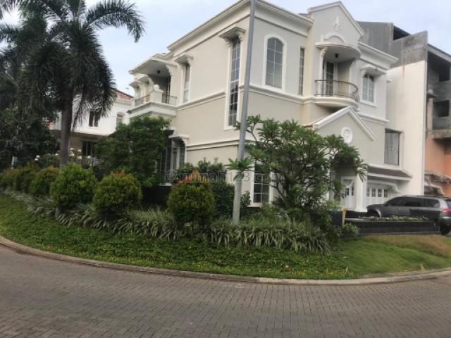 Rumah Dibawah Harga Pasaran di Cendana Golf Pik., Pantai Indah Kapuk, Jakarta Utara