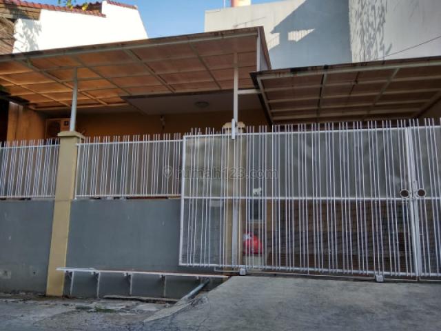 rumah 1¼ lantai siap huni, Sunter, Jakarta Utara