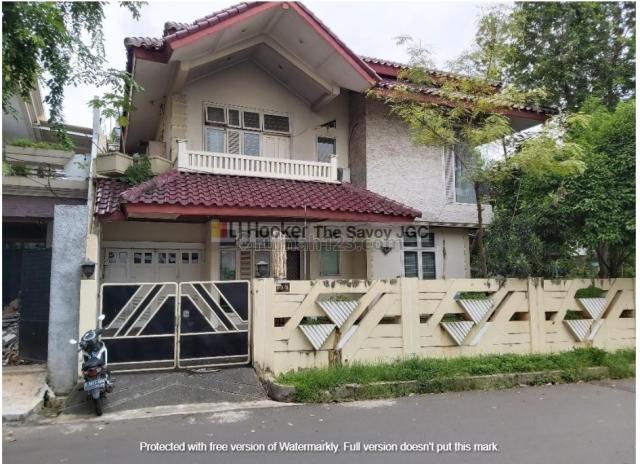 Rumah Taman Kedoya Baru Jakarta Barat, Kedoya Baru, Jakarta Barat