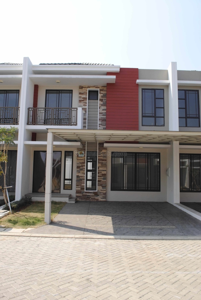 Rumah Asia 8x18 Hrg: 65jt/thn, Green Lake City, Green Lake City, Jakarta Barat