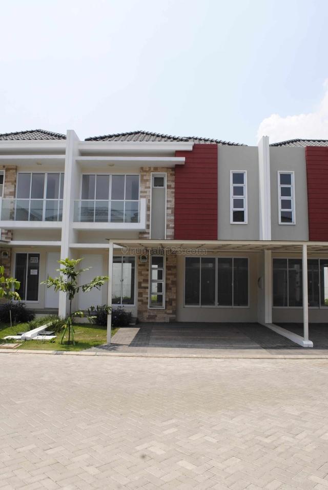 Rumah Australia 8x20 Boulevard 65jt/thn, Green Lake City, Green Lake City, Jakarta Barat