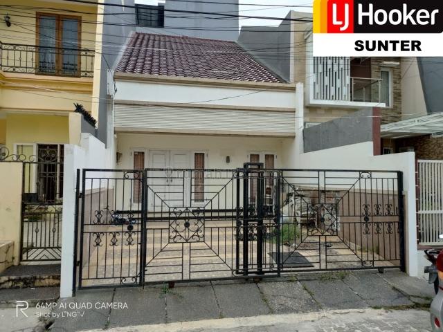 Rumah Minimalis Bisma, Sunter, Jakarta Utara