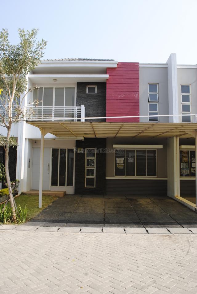 RUMAH GREEN LAKE CITY CLUSTER AMERIKA 8X18 HARGA 60JUTA/TAHUN !!!JAKARTA BARAT TANGERANG, Green Lake City, Jakarta Barat