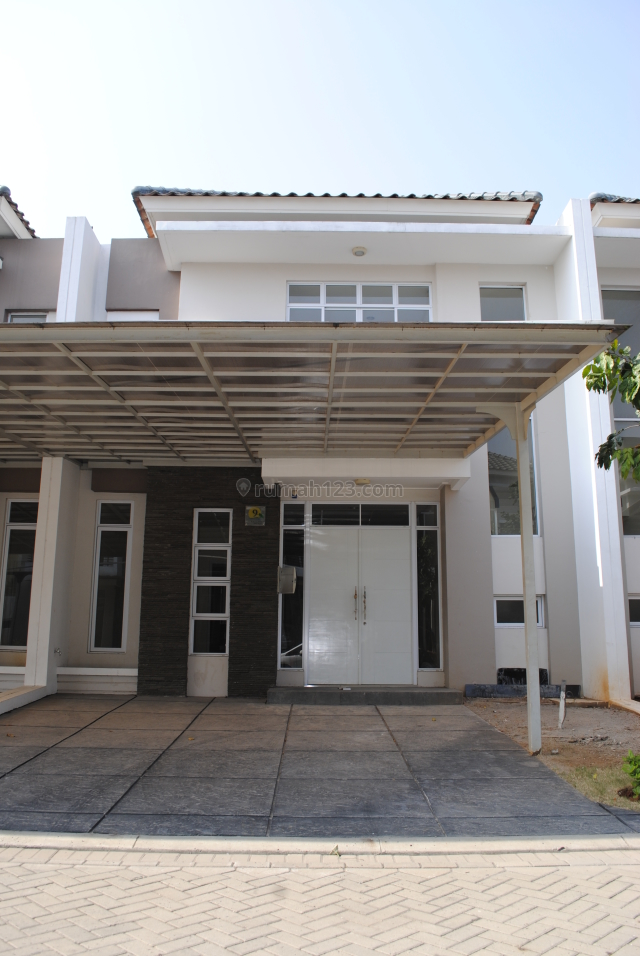 RUMAH GREEN LAKE CITY CLUSTER AMERIKA LATIN 8X18 HARGA 60JUTA/TAHUN !!!JAKARTA BARAT TANGERANG, Green Lake City, Jakarta Barat
