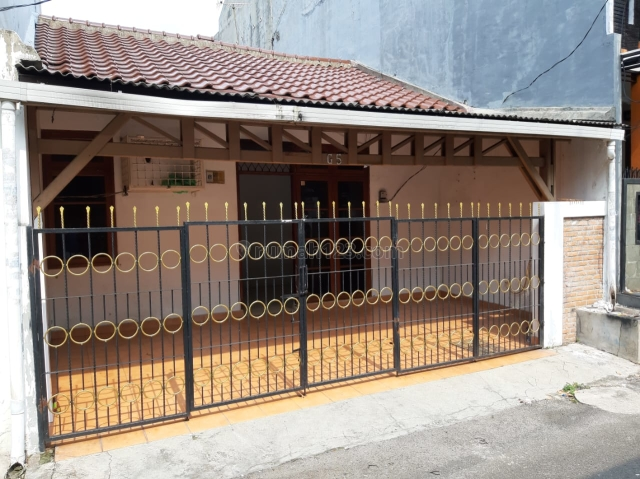 Rumah sunter Standar jalanan 2 mobil, Sunter, Jakarta Utara