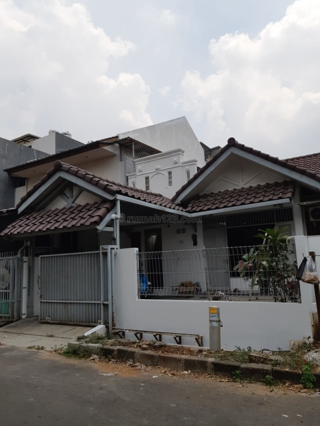 Rumah uk 8x18, Permata Buana, Hrg: 70jt/thn, Puri Indah, Jakarta Barat, Permata Buana, Jakarta Barat