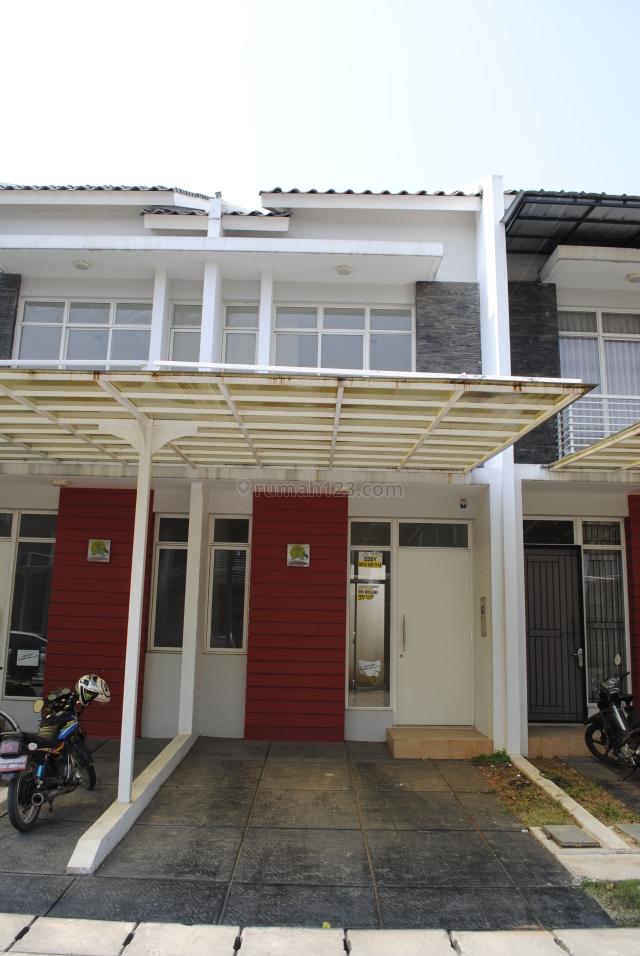 Rumah uk 4x15 Cluster Amerika, Green Lake City, Green Lake City, Jakarta Barat