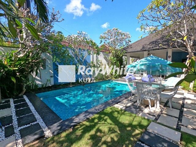 Villa Leased Hold Lokasi Startegis Jl Pura MertaSari Sunset Rd, Kuta, Badung