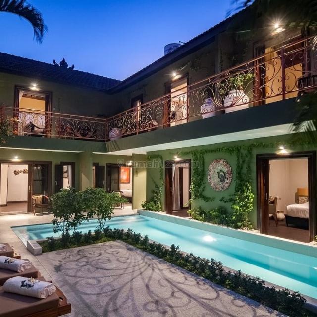 GUEST HOUSE CANGGU 2 LANTAI, 7 KAMAR TIDUR DENGAN FASILITAS LENGKAP, Canggu, Badung