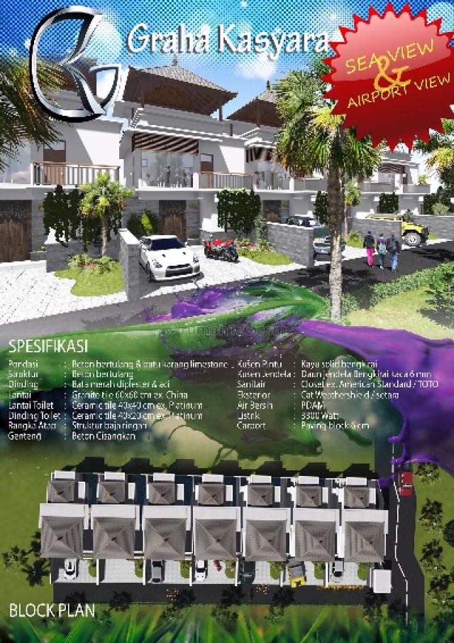 Villa Spesial harga Corono, Ungasan, Badung