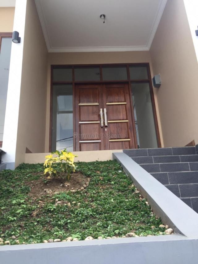 Rumah Gress baru Minimalis modern, Pondok Hijau, Bandung