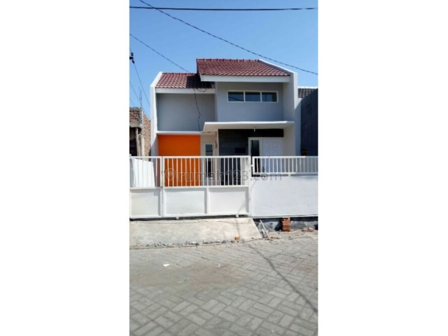 Rumah Baru Siap Huni di Wisma Indah, Surabaya P0102, Rungkut, Surabaya