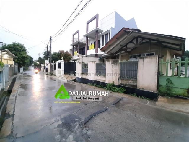 Rumah 2ND Pinggir Jalan Cocok Buat Huni, Usaha, SHM+IMB Lengkap, HARGA NEGO, Cipedak, Jakarta Selatan