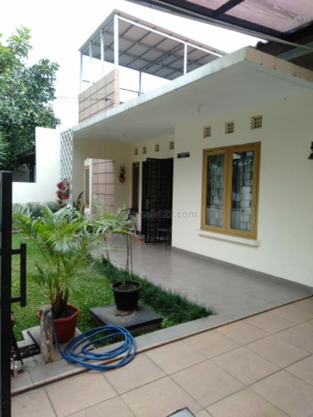 Rumah dijual 1 lantai, 4 kamar hos7494315 | rumah123.com