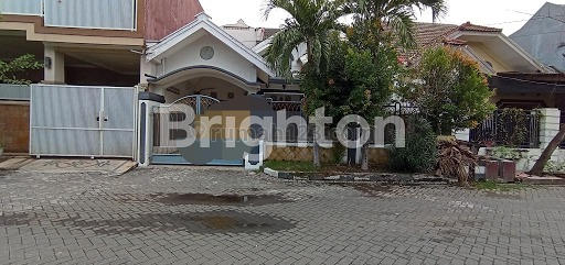 Rumah furnished terawat Pondok Mutiara dkt Exit tol Sidoarjo,Taman Pinang,Lippo Mall, GOR, Sidoarjo, Sidoarjo
