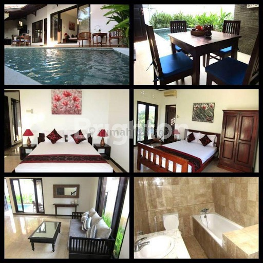 BEAUTIFUL HOUSE WITH POOL & FULL FURNISHED, Umalas, Badung
