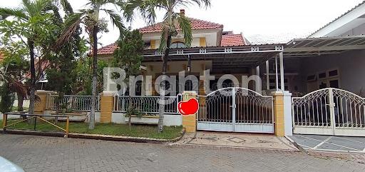 Rumah Hook Furnished Pondok Mutiara Siap huni dkt Exit tol Sidoarjo,Lippo Mall,GOR,Samsat, Sidoarjo, Sidoarjo