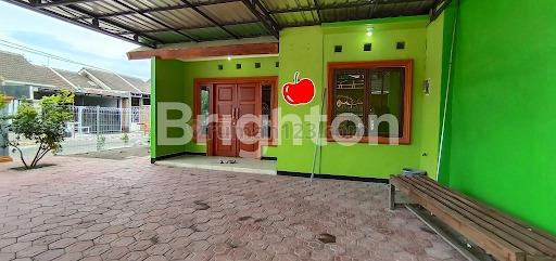 Rumah hook baru renov siap huni Kahuripan Nirwana, Sidoarjo, Sidoarjo