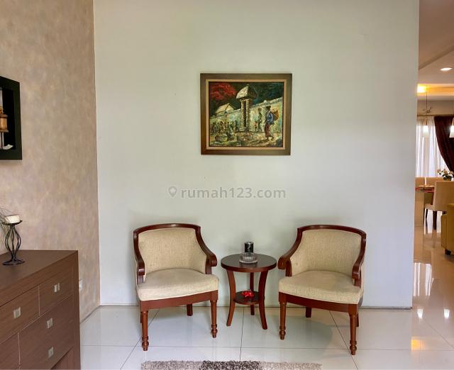 Rumah Cantik Siap Huni, Pondok Indah, Jakarta Selatan