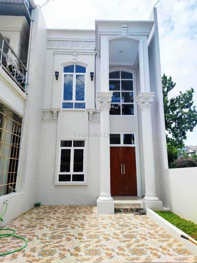 Rumah Mewah Design Classic Harga Terbaik Kebagusan Jakarta Selatan, Jagakarsa, Jakarta Selatan