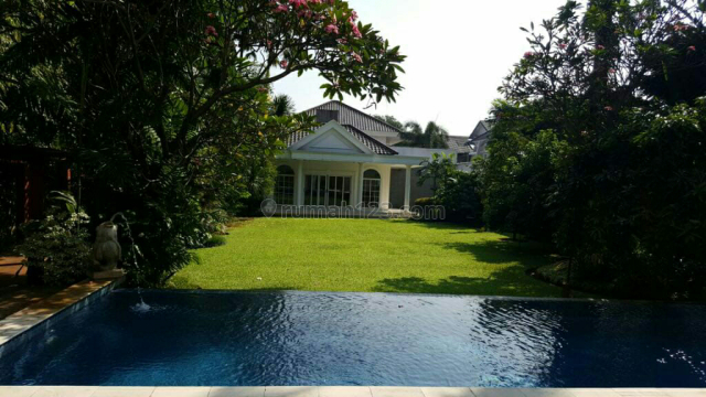 Rumah Luas Harga Murah, Duren Tiga, Jakarta Selatan