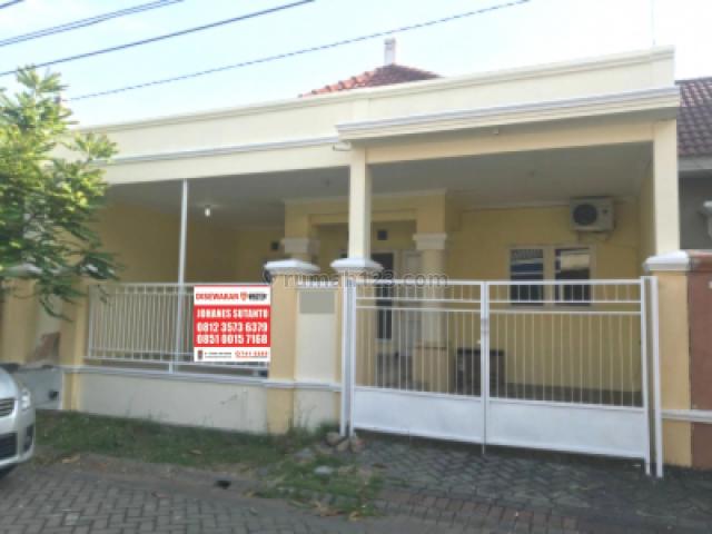 Rumah Graha Tirta Dahlia Sidoarjo Siap Huni, Sidoarjo, Sidoarjo