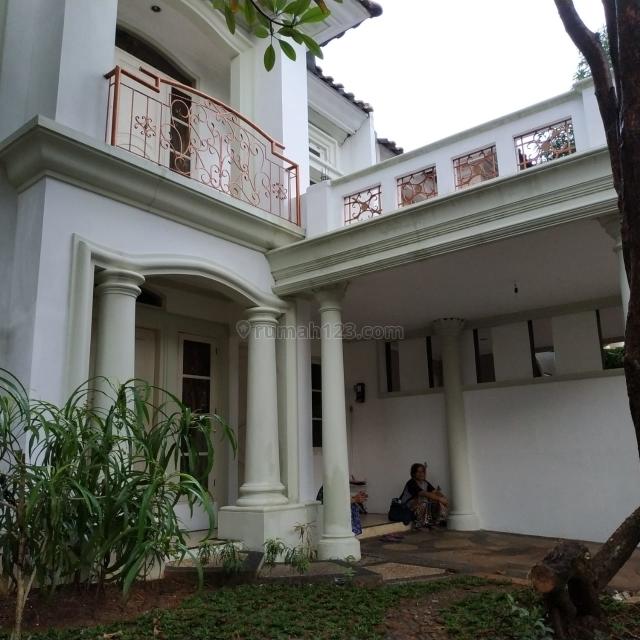 Hunian bernuansa  Klasik dan elegance di  Puspita Loka di BSD, BSD Puspita Loka, Tangerang