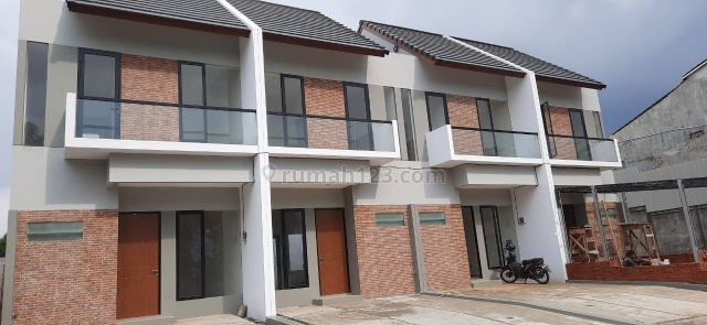 Hunian exclusive  berkonsep minimalis modern lokasi 10 menit TB Simatupang, Kebagusan, Jakarta Selatan