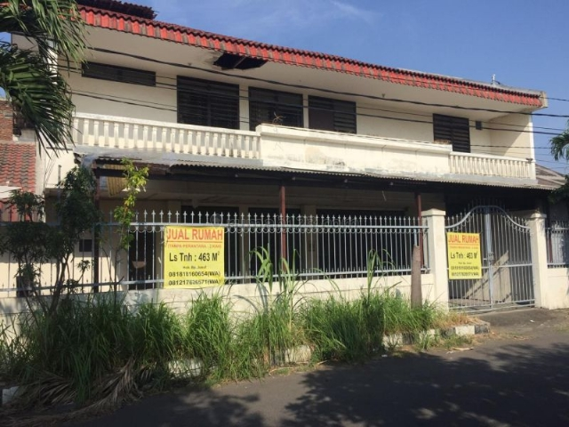 2 Rumah Jejer Hitung Tanah di Semolowaru Elok, Surabaya P0208, Semolowaru, Surabaya