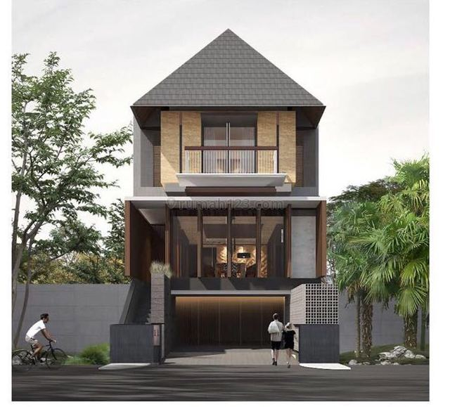 """Good house in strategic location of south Jakarta  """"The price can be negotiable"""", Kemang, Jakarta Selatan"""