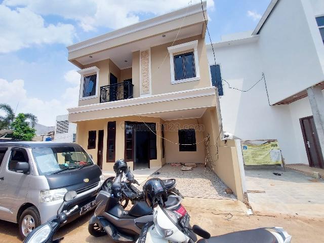 Rumah baru siap huni dalam cluster setrategis di Jagakarsa jakarta selatan, Jagakarsa, Jakarta Selatan