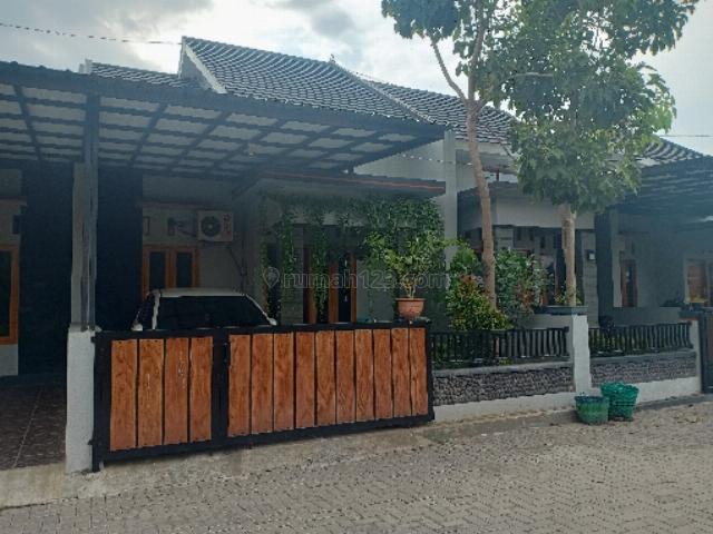 Rumah  Asri Purbayan Gentan Solo Baru Surakarta, Solo Baru, Surakarta