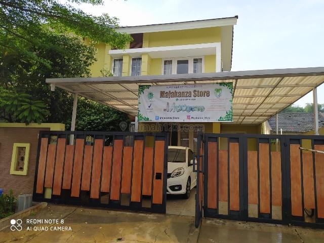 RUMAH SHM CANTIK TERAWAT DI BSD SIAP HUNI, Serpong, Tangerang Selatan