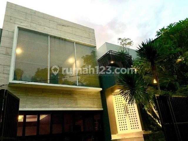 Rumah Modern, Lux, Baru Renovasi plus pool di Jl. Haji Naim, , Cipete, Jakarta Selatan, Cipete, Jakarta Selatan