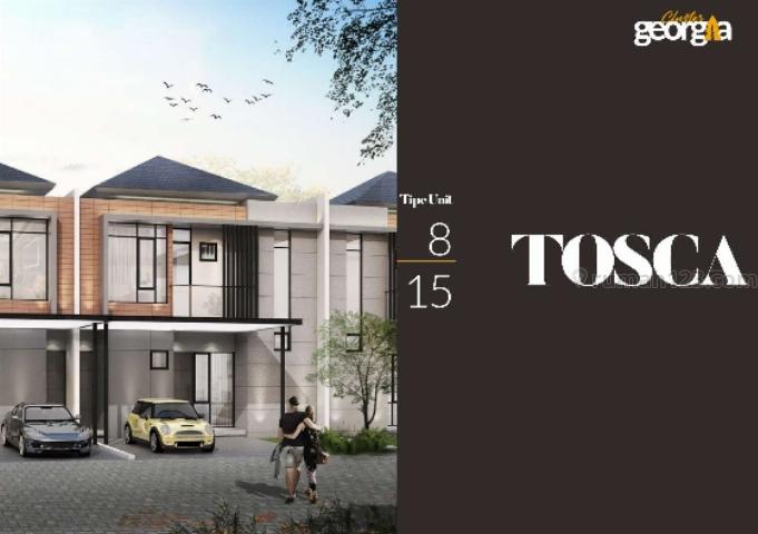 Rumah Milenial PIK 2. Angsuran Mulai 5Jt/Bln, Kapuk, Jakarta Utara