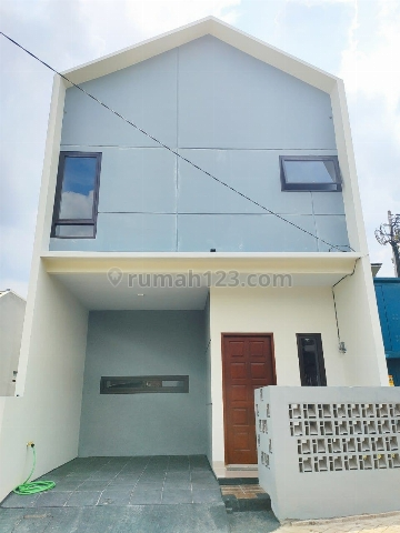 Rumah Murah Siap Huni Cipedak Jagakarsa Jakarta Selatan, Jagakarsa, Jakarta Selatan