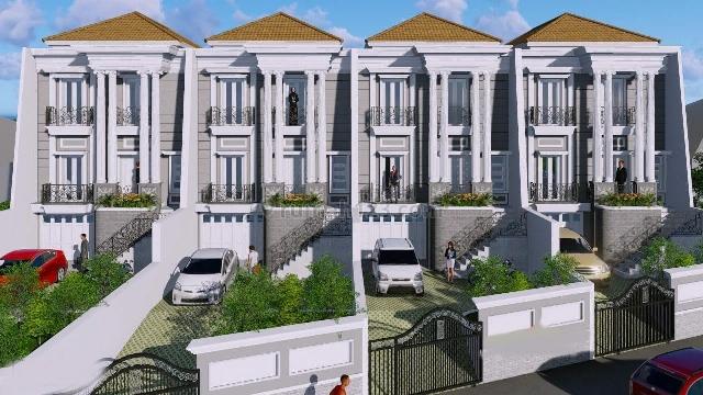 Rumah Mewah dan Private Pool di Lebak Bulus Cilandak Jakarta Selatan, Cilandak, Jakarta Selatan
