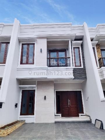 Rumah Cantik Lokasi Strategis Dekat Toll Jagakarsa Jakarta Selatan, Jagakarsa, Jakarta Selatan