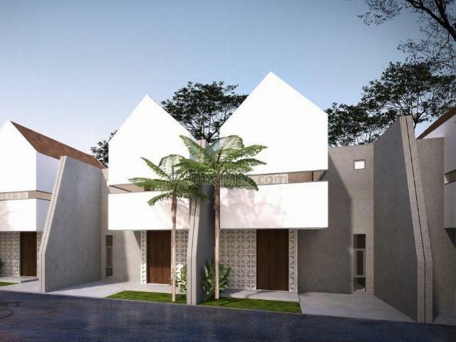 Rumah Modern Futuristik Akses 2 Mobil Jagakarsa Jakarta Selatan, Jagakarsa, Jakarta Selatan