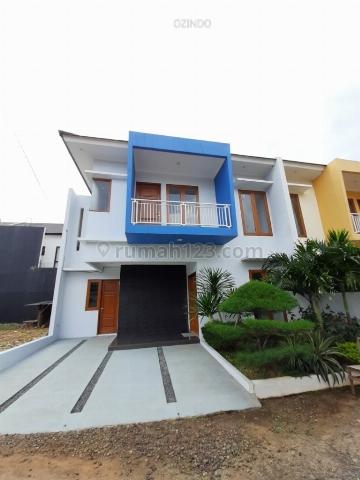 Rumah Town House di Jalan Kebagusan Jakarta Selatan, Kebagusan, Jakarta Selatan