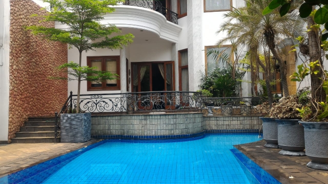 RUMAH MEWAH DAN TERAWAT DI SENOPATI DI  CEPAT, Senopati, Jakarta Selatan