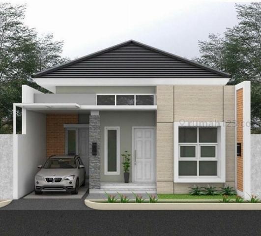Luxury Home (New Home) Modern Minimalis Style - Pondok Candra Indah, Waru, Sidoarjo