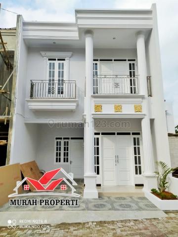 Rumah cantik dan mewah desain modern, Jagakarsa, Jakarta Selatan