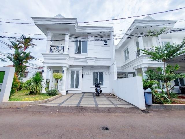 Rumah Baru Dalam Cluster Siap Huni Strategis Di Pejaten Barat Jakarta Selatan, Pejaten, Jakarta Selatan