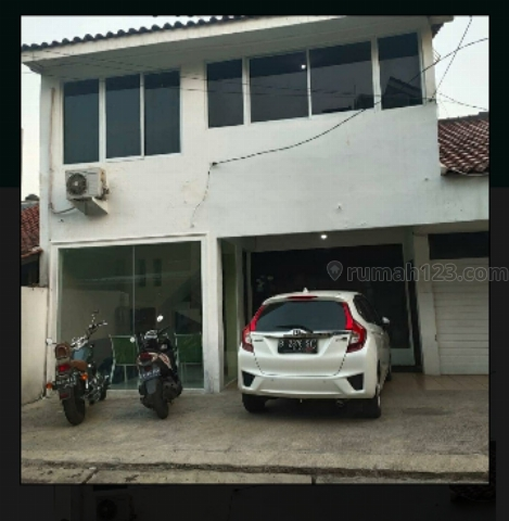 Rumah kantor pinggir jalan senopati jakarta selatan, Senopati, Jakarta Selatan