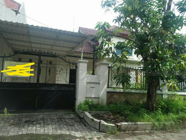 rumah dalam cluster deltasari baru murah, Waru, Sidoarjo