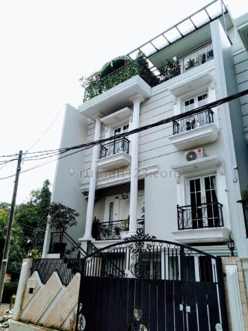 Rumah Baru cluster 3 lantai akses 1 Km Ke Cilandak Jalan Tol TB Simatupang, Jagakarsa, Jakarta Selatan