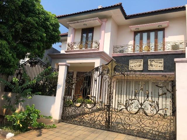 Rumah di Cinere Mas, Cinere, Jakarta Selatan
